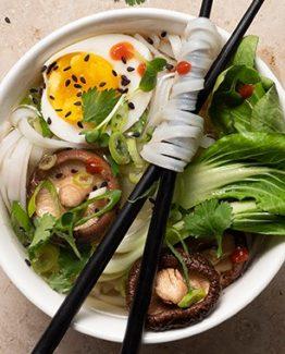 Pho Vietnamesische Nudelsuppe