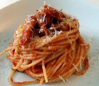 Osvaldo Spaghetti Amatriciana